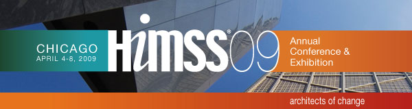 HIMSS09 Banner
